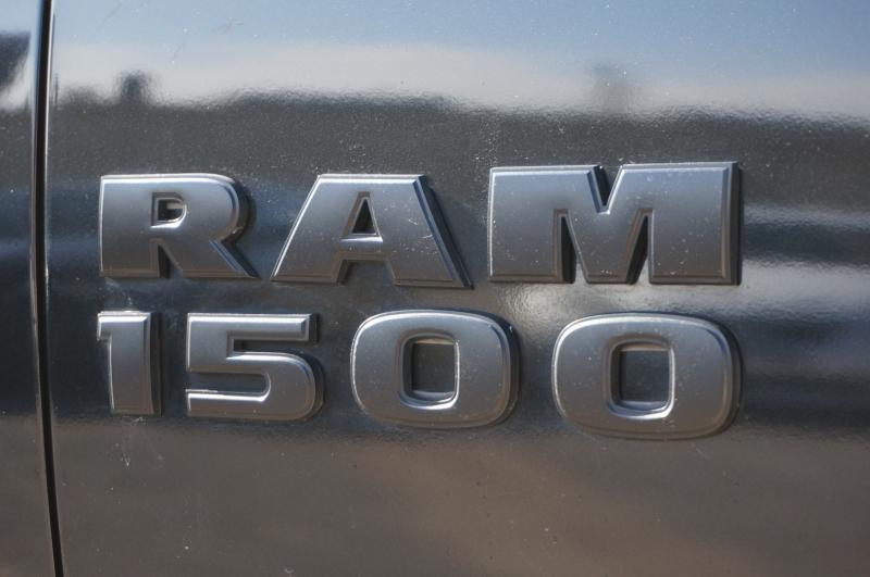 RAM 1500 2018 price $33,750