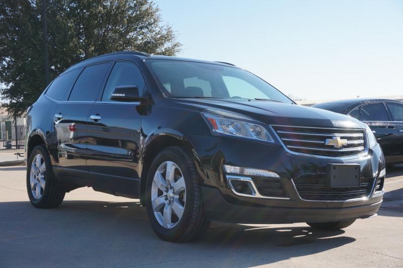 Chevrolet Traverse 2016 price $16,970