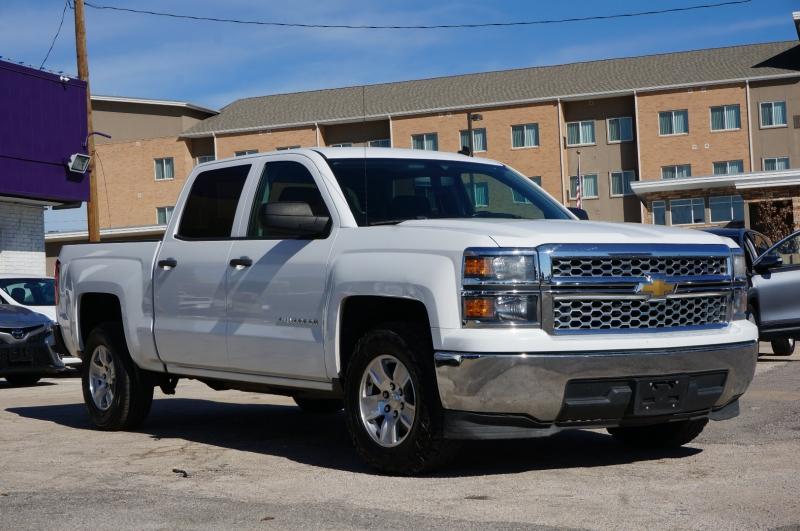 Chevrolet Silverado 1500 2014 price $17,950