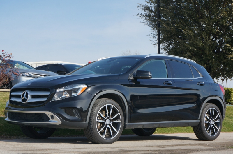 Mercedes-Benz GLA 2016 price $21,450