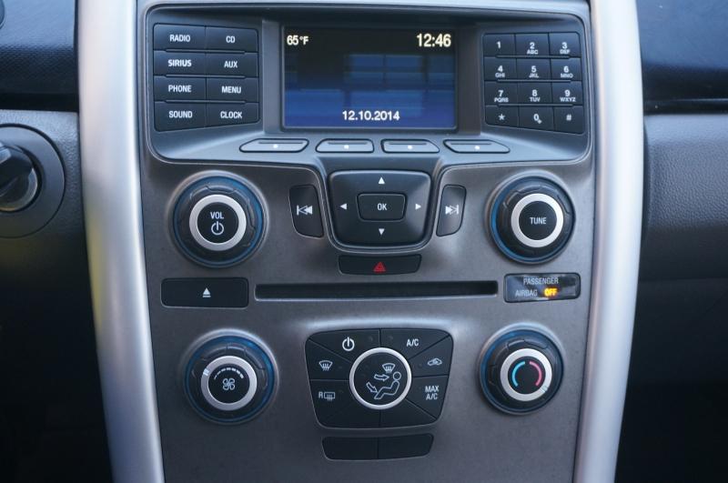 Ford Edge 2014 price $0