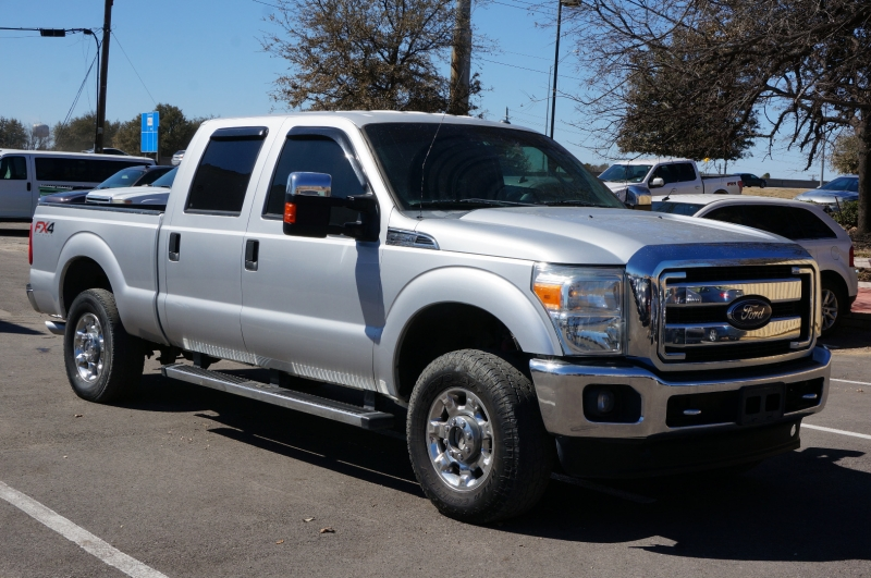 Ford Super Duty F-250 SRW 2014 price $21,450