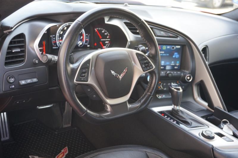 Chevrolet Corvette 2019 price $58,900