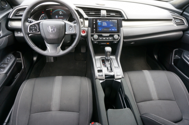 Honda Civic Hatchback 2017 price $20,900
