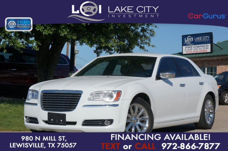 Chrysler 300 2014 price $14,950