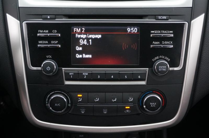 Nissan Altima 2016 price $16,900