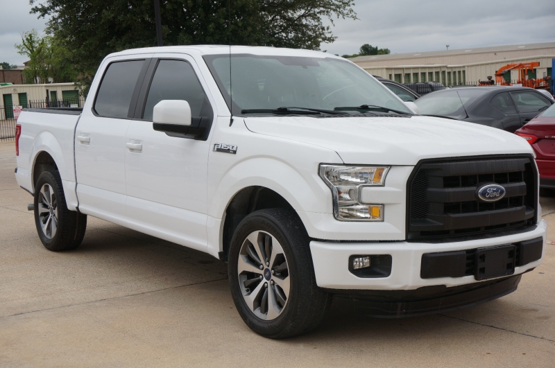 Ford F-150 2016 price $24,550