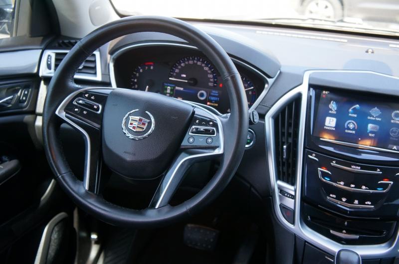 Cadillac SRX 2015 price $13,950