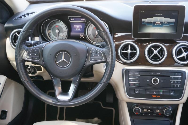 Mercedes-Benz GLA 2016 price $21,950