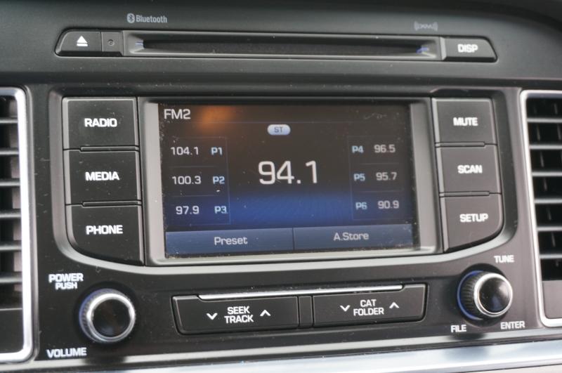 Hyundai Sonata 2015 price $16,950
