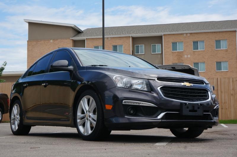 Chevrolet Cruze 2015 price $12,550