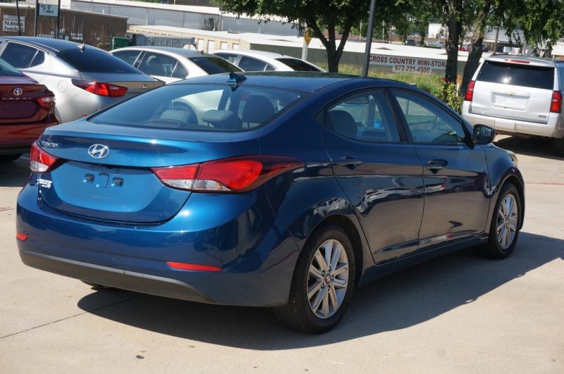 Hyundai Elantra 2016 price $11,950