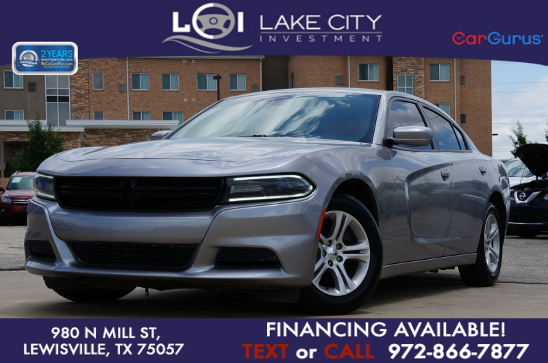 Dodge Charger 2016 price $17,750