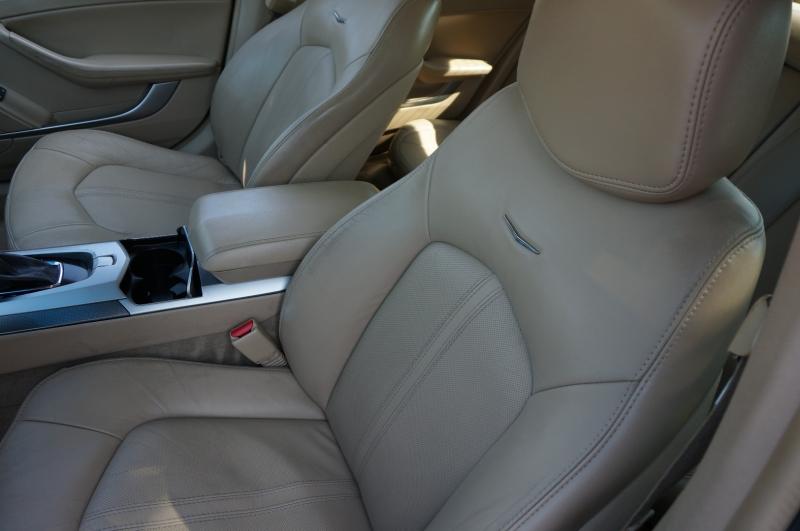 Cadillac CTS Sedan 2011 price $11,450