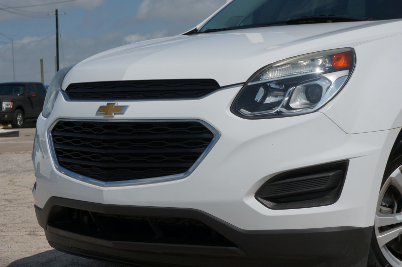 Chevrolet Equinox 2016 price $19,900