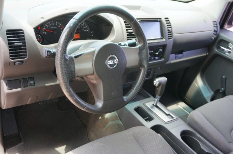 Nissan Frontier 2012 price $12,900