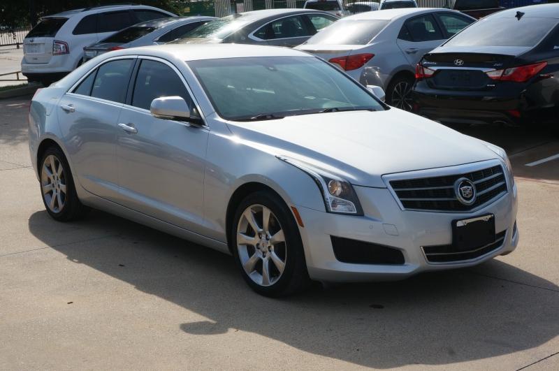Cadillac ATS 2014 price $14,750