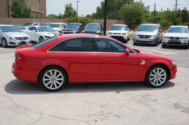 Audi A4 2014 price $0