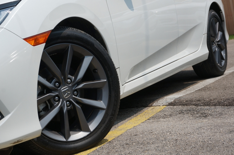Honda Civic Sedan 2019 price $21,750