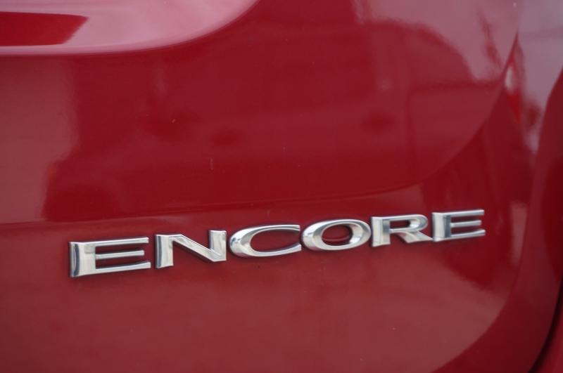 Buick Encore 2017 price $16,900
