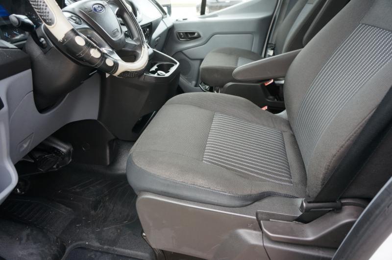 Ford Transit Van 2018 price $0