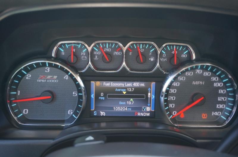 Chevrolet Silverado 1500 2014 price $26,900