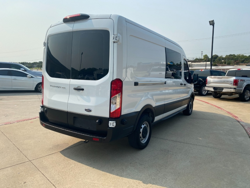 Ford Transit Van 2019 price $37,900