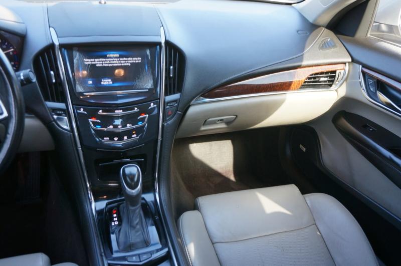 Cadillac ATS Sedan 2015 price $15,750