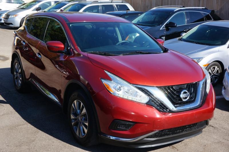 Nissan Murano 2016 price $0