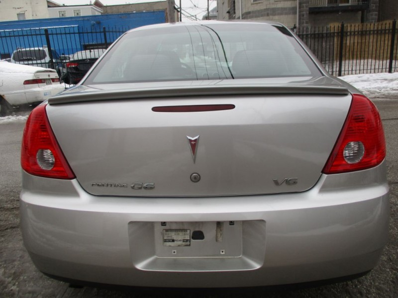 PONTIAC G6 2008 price $4,500