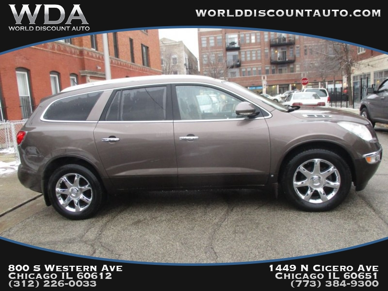 BUICK ENCLAVE 2010 price $4,995