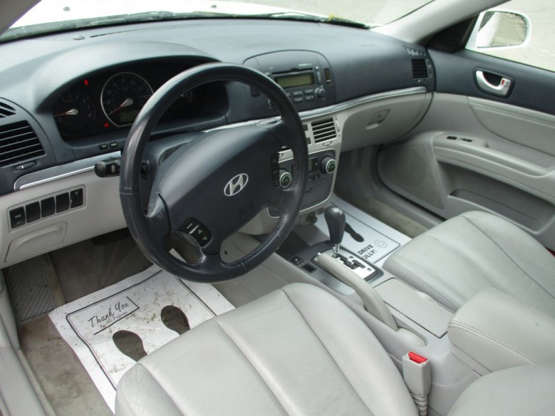 HYUNDAI SONATA 2006 price