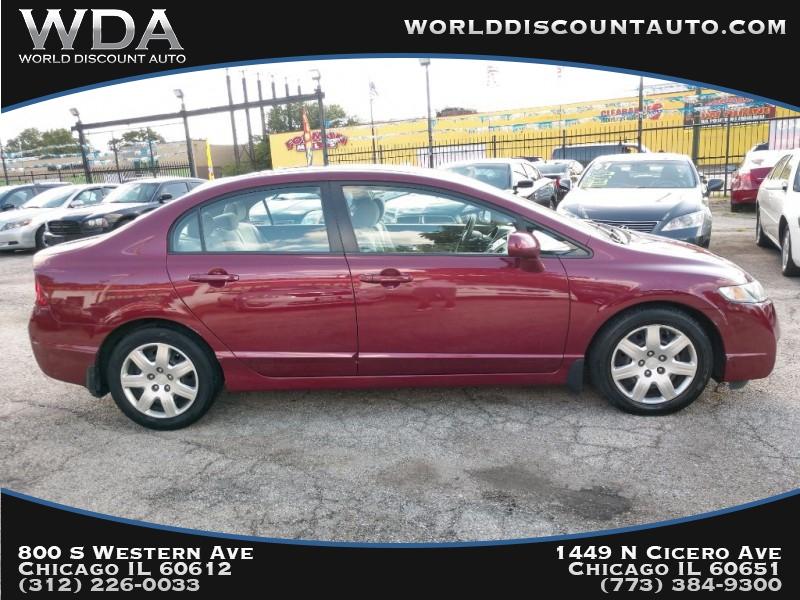HONDA CIVIC 2010 price $6,995