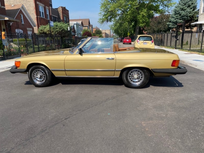 MERCEDES BENZ SL400 1979 price $8,995