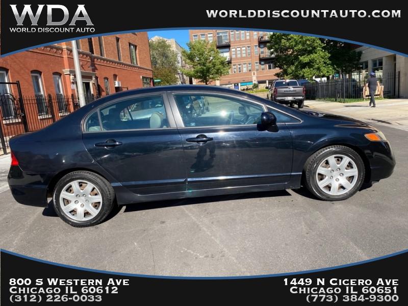 HONDA CIVIC 2007 price