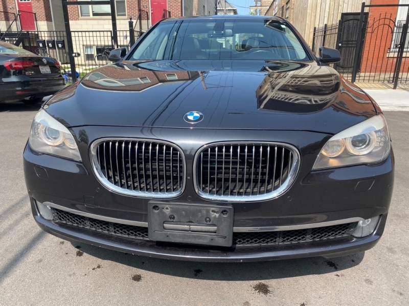 BMW 750 2012 price Call for Pricing.