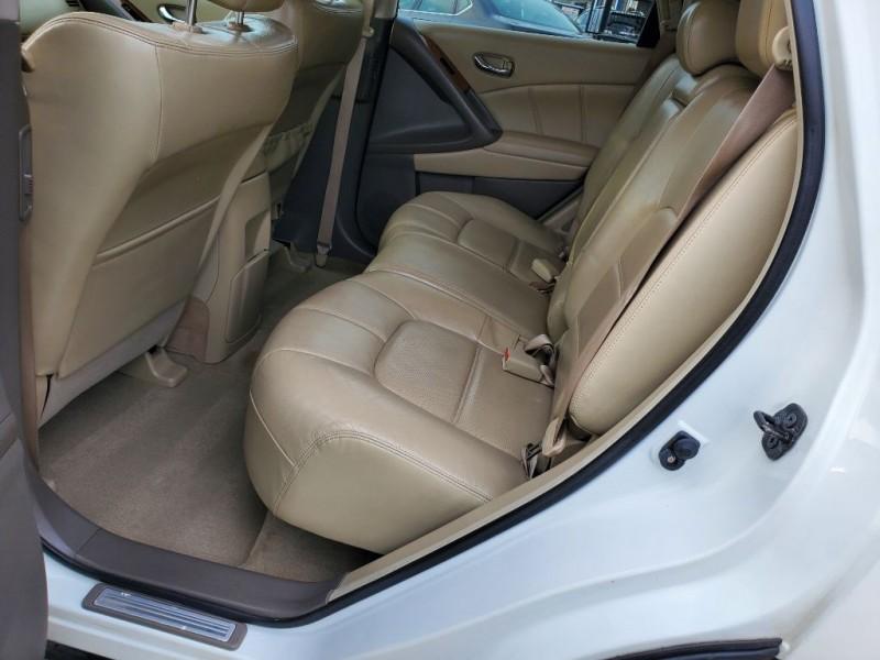 NISSAN MURANO 2011 price $9,995