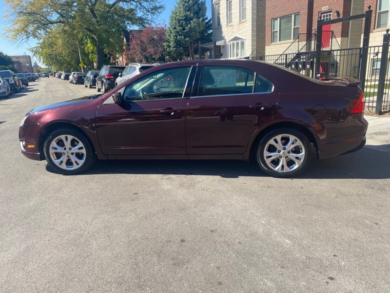 FORD FUSION 2012 price