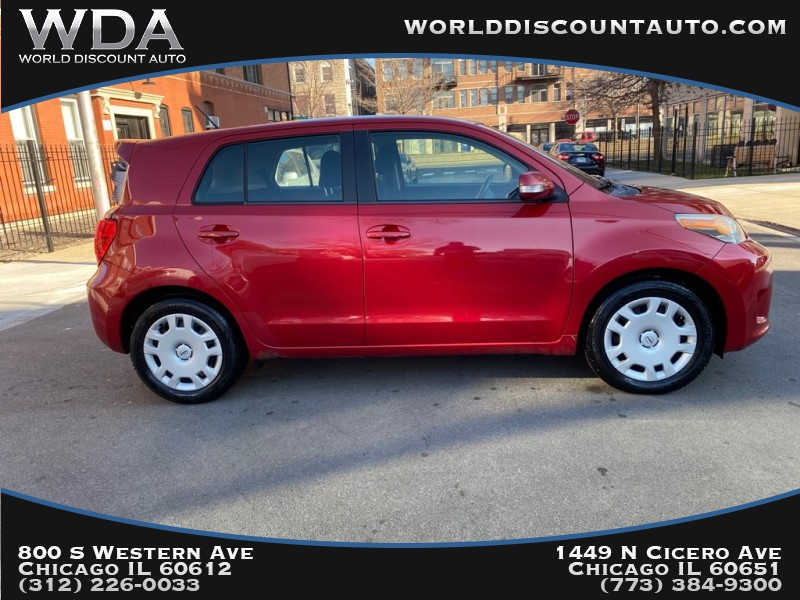SCION XD 2008 price $5,995