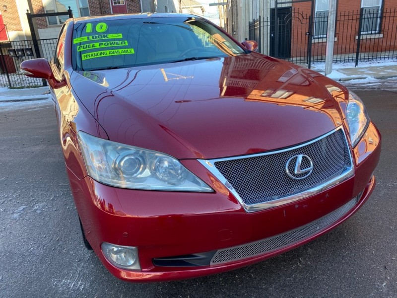 LEXUS ES 2010 price $13,995