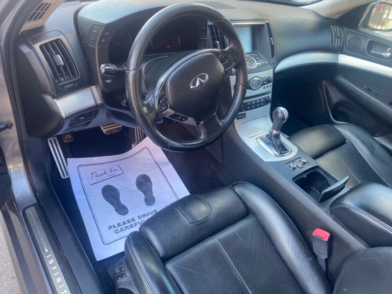 INFINITI G37 2009 price Call for Pricing.
