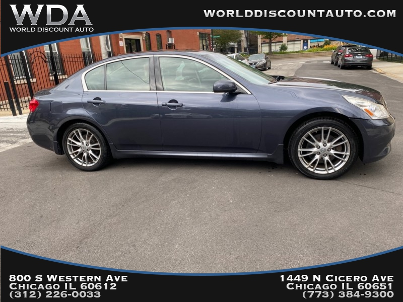 INFINITI G35 2008 price Call for Pricing.