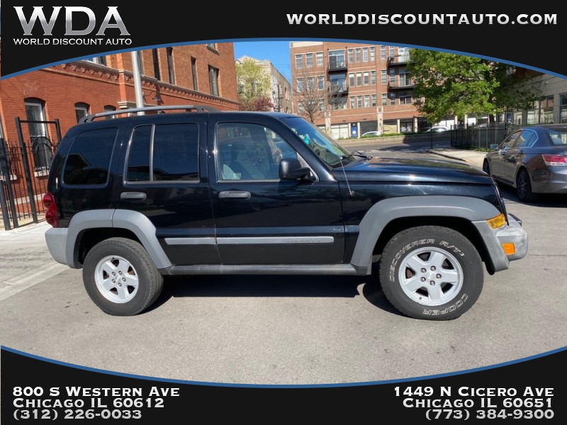 JEEP LIBERTY 2005 price Call for Pricing.