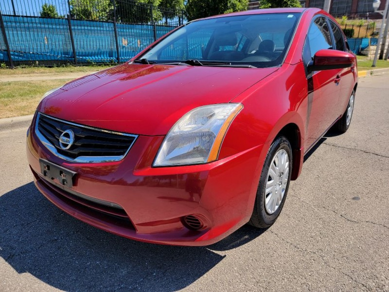 NISSAN SENTRA 2010 price Call for price
