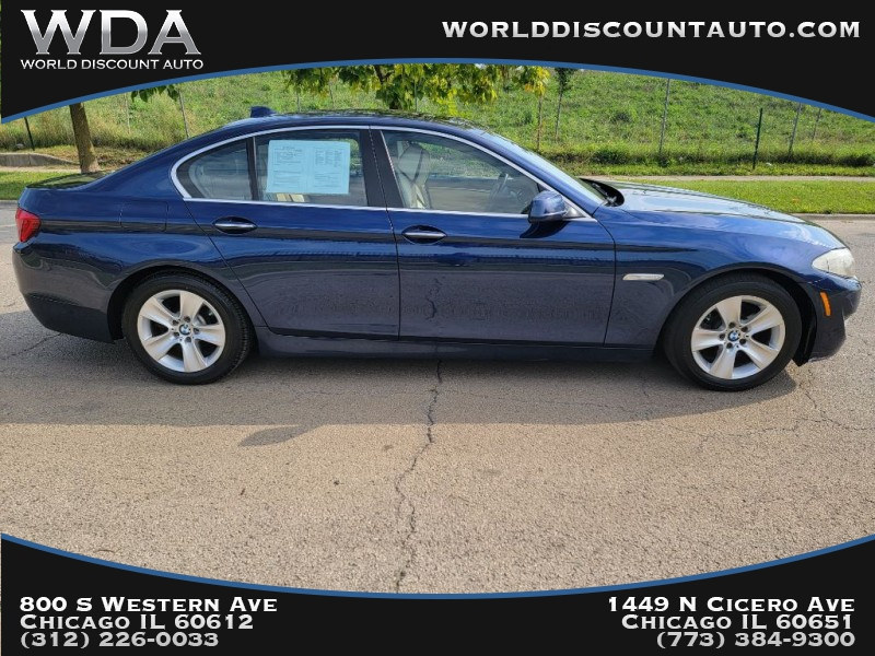 BMW 528 2011 price Call for Pricing.
