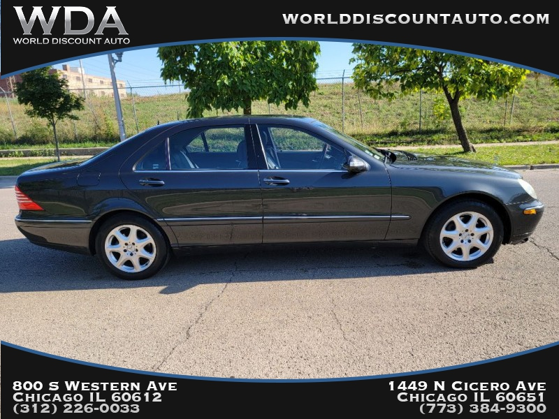 MERCEDES-BENZ S-CLASS 2003 price Call for Pricing.