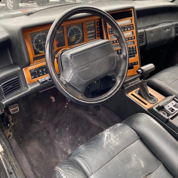 CADILLAC ALLANTE 1991 price $6,999