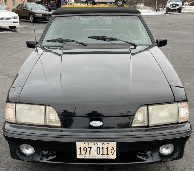 FORD MUSTANG 1989 price $12,999