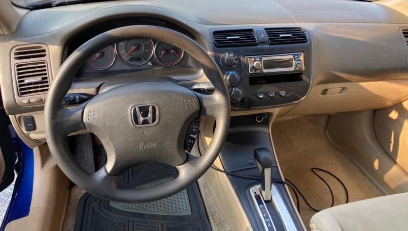 HONDA CIVIC 2005 price $2,699