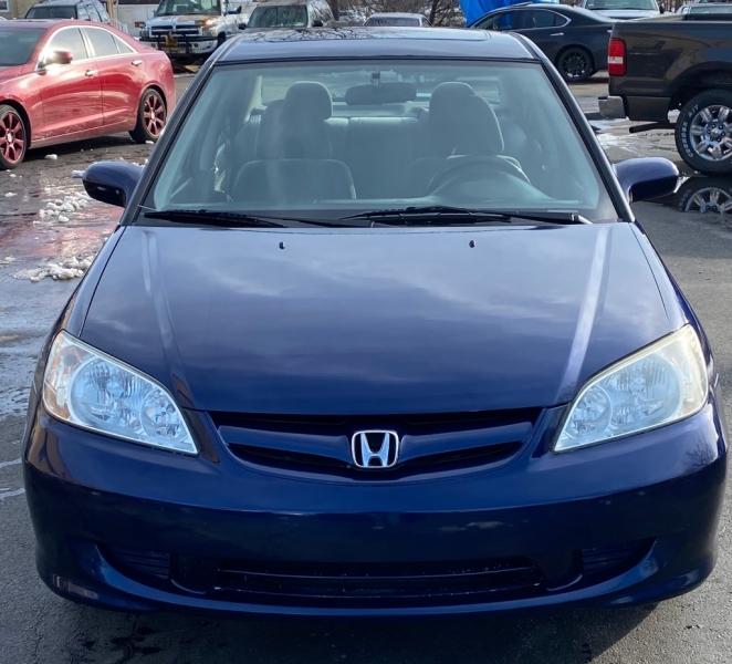 HONDA CIVIC 2005 price $3,999